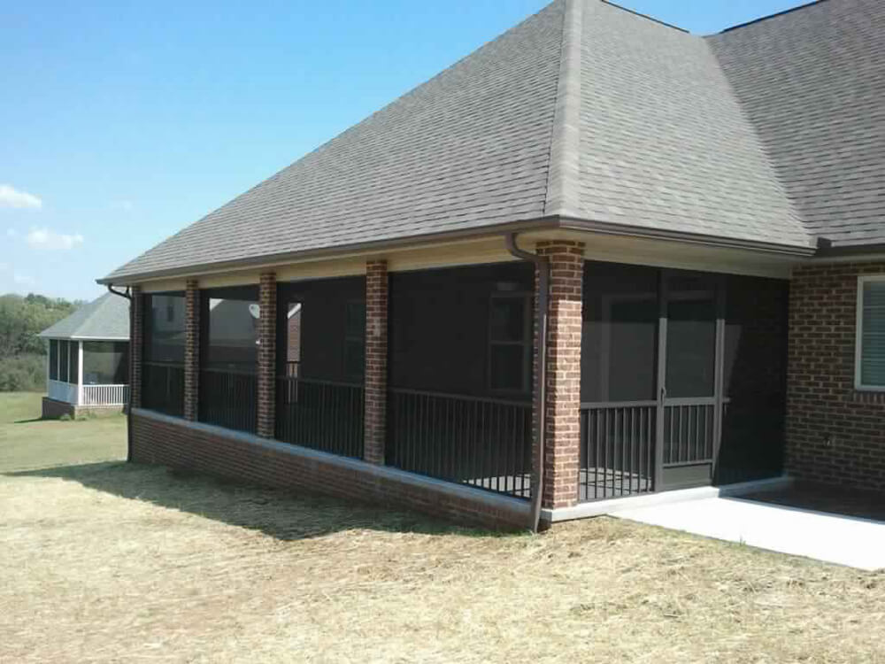 Baton Rouge Patio Covers Screened Rooms